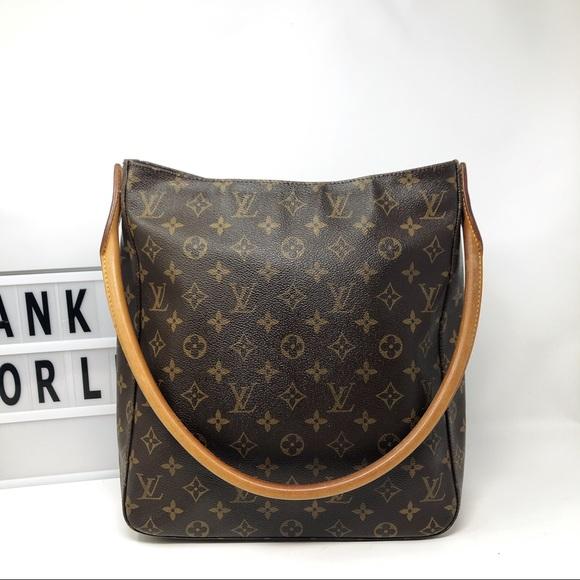 Louis Vuitton Handbags - Louis Vuitton looping GM monogram shoulder bag 906224ecac885